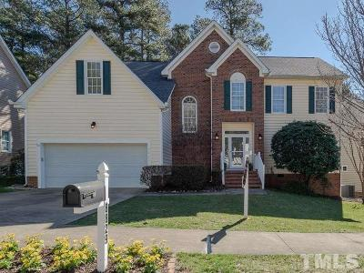 Raleigh Single Family Home For Sale: 8829 Miranda Drive