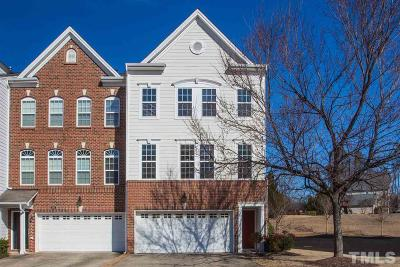 Apex Townhouse Contingent: 251 Bally Shannon Way