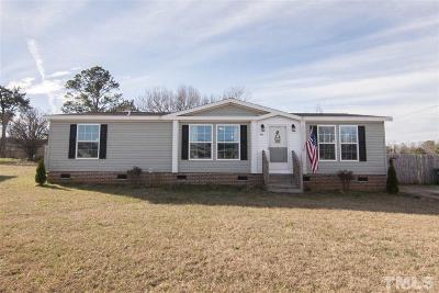 Kenly Single Family Home For Sale: 100 Rollingwood Circle