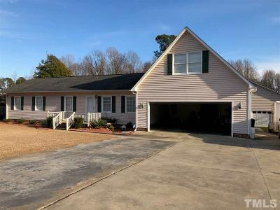 Harnett County Single Family Home For Sale: 507 Crawford Road