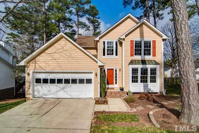 Durham Single Family Home For Sale: 5100 Starcross Lane
