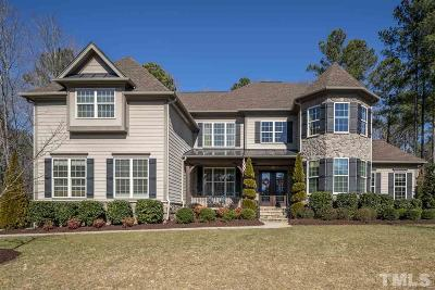 Hasentree, Hasentree Hills, Heritage Townhomes, Heritage Wake Forest Single Family Home For Sale: 7605 Summer Pines Way