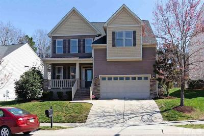 Raleigh Single Family Home For Sale: 3216 Neuse Crossing Drive