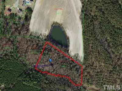 Johnston County Residential Lots & Land For Sale: 205 Heatherstone Court