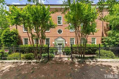 Chapel Hill Condo For Sale: 213 E Franklin Street #204
