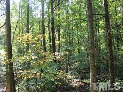 Orange County Residential Lots & Land For Sale: Lot 6 Preservation Forest Lane