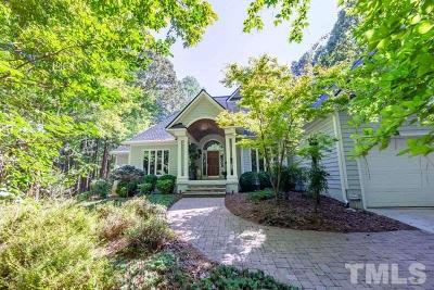 Raleigh NC Single Family Home For Sale: $548,500