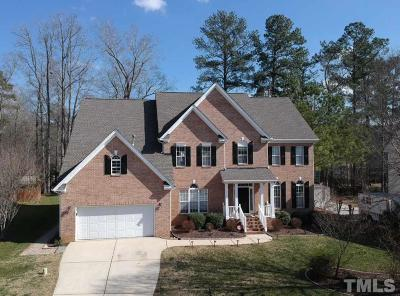Raleigh Single Family Home Contingent: 8316 Hardeth Way