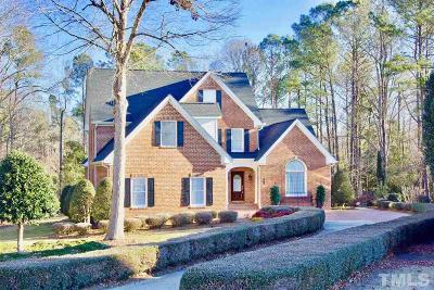 Angier Single Family Home Contingent: 108 Pinecrest Drive