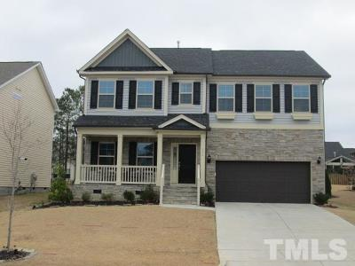 Fuquay Varina Single Family Home Contingent: 504 Quartz Valley Way