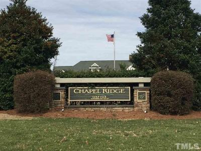Chatham County Residential Lots & Land For Sale: 12 Downey Bluff