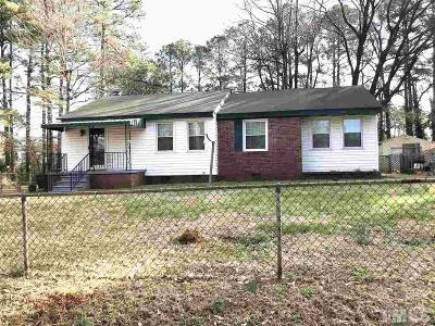 Garner Single Family Home For Sale: 914 Powell Drive