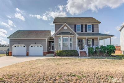 Clayton Single Family Home Contingent: 144 Woodglen Drive