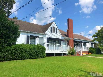 Harnett County Commercial For Sale: 1004 Broad Street