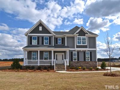 Johnston County Single Family Home For Sale: 150 E Wellesley Drive