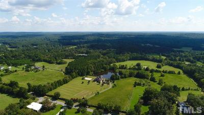 Orange County Residential Lots & Land For Sale: 2200-1 Old Greensboro Road