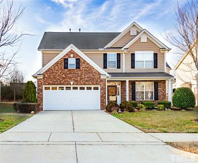 Knightdale Single Family Home Contingent: 203 Hope Valley Drive