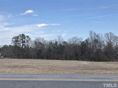 Johnston County Residential Lots & Land For Sale: Plainview Church Road