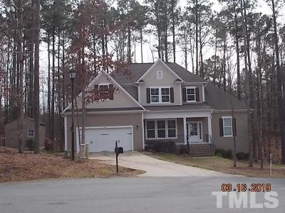 Clayton Single Family Home For Sale: 149 Hadley Lane