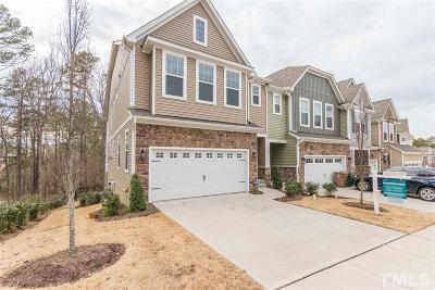 Cary Townhouse Contingent: 308 Copperfield Court