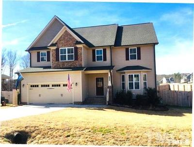 Franklin County Single Family Home For Sale: 115 Hilldebrant Drive