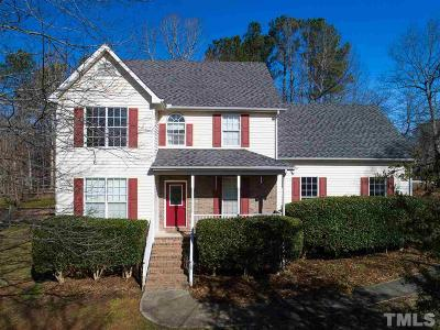 Franklin County Single Family Home For Sale: 15 Charleston Court