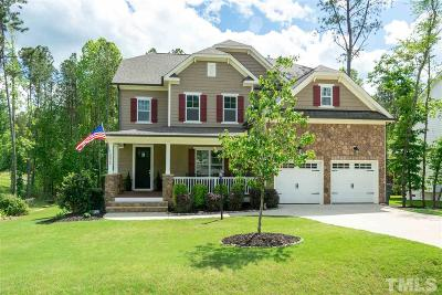 Wake Forest Single Family Home For Sale: 8828 Knights Union Way