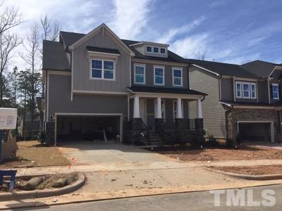 Holly Springs Single Family Home For Sale: 113 Golf Vista Trail #Lot 1286