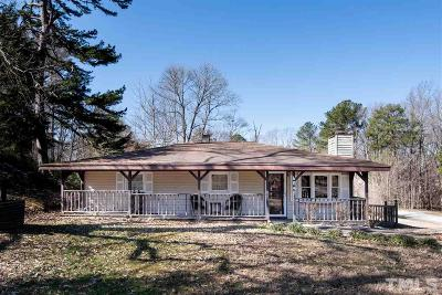 Durham Single Family Home For Sale: 604 Lindley Drive