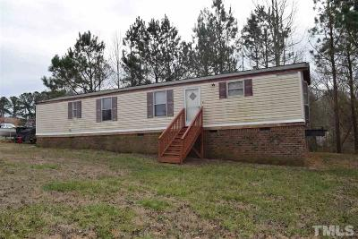 Johnston County Manufactured Home Contingent: 165 Lois Lane