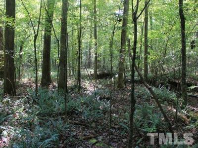 Orange County Residential Lots & Land For Sale: Lot 1 Preservation Forest Lane