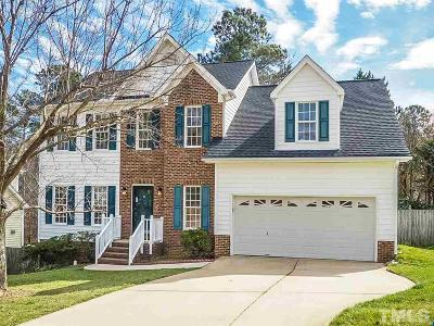 Cary Single Family Home Pending: 311 Kingswood Drive