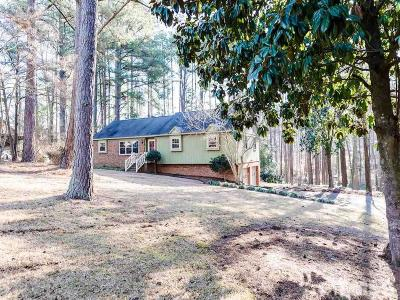 Sanford NC Single Family Home For Sale: $219,900
