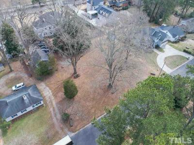 Wake County Residential Lots & Land For Sale: 548 N College Street