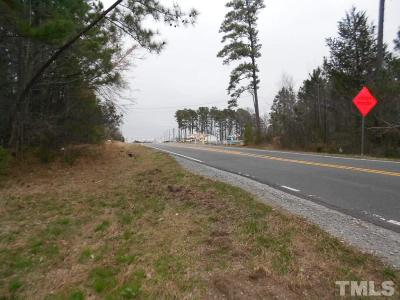 Pittsboro Residential Lots & Land For Sale: Us 15 501 Highway North