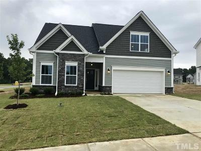 Fuquay Varina Single Family Home For Sale: 220 Southern Acres Drive