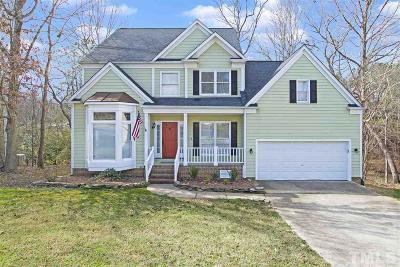 Cary Single Family Home For Sale: 325 Bond Lake Drive