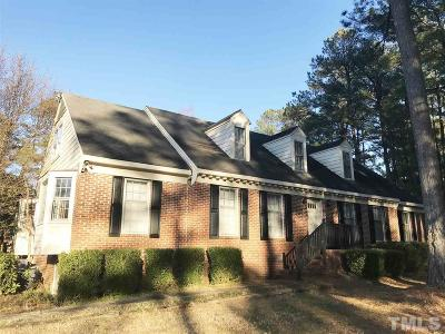 Wendell Single Family Home Pending: 601 Whitley Way