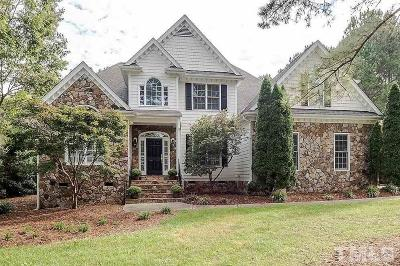 Wake Forest Single Family Home For Sale: 1032 Hawk Hollow Lane