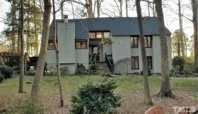 Cary Single Family Home Contingent: 111 Queensferry Road