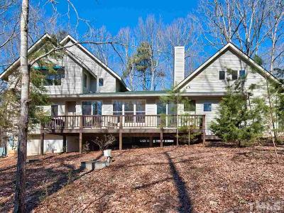 Chapel Hill Single Family Home For Sale: 7400 Talbryn Way