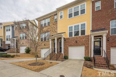 Cary NC Single Family Home For Sale: $245,000