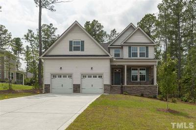 Harnett County Single Family Home For Sale: 31 School Side Drive