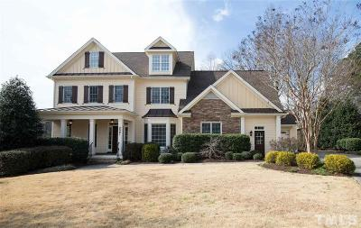 Apex Single Family Home For Sale: 2591 Spurwood Court