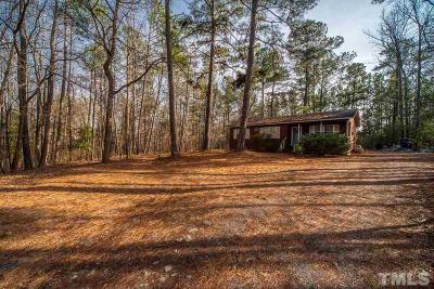 Holly Springs Single Family Home For Sale: 10225 Holly Springs Road