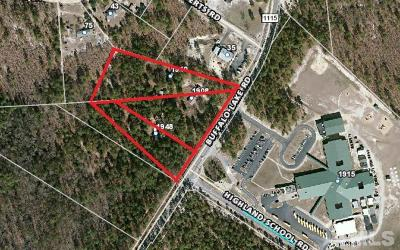 Harnett County Residential Lots & Land For Sale: 1908 Buffalo Lake Road