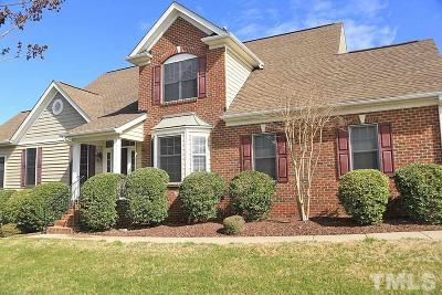 Raleigh Single Family Home For Sale: 11028 Fair Chase Court