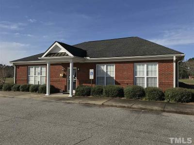 Harnett County Commercial For Sale: 101 Hunt Drive