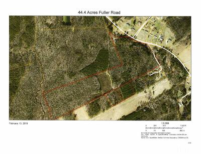 Durham County, Franklin County, Granville County, Guilford County, Johnston County, Lee County, Nash County, Orange County, Wake County Residential Lots & Land Pending: 794 Fuller Road