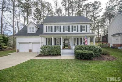 Holly Springs Single Family Home Contingent: 108 Baltimore Road